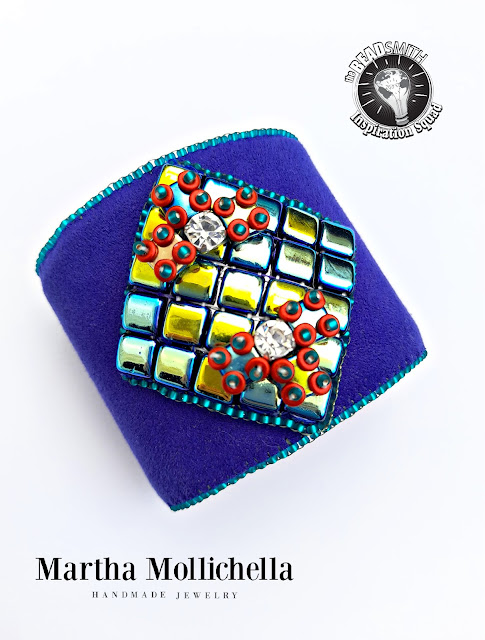 Martha Mollichella fixer beads The Beadsmith