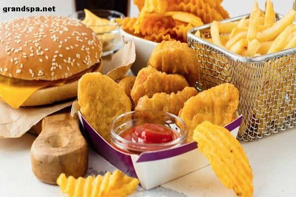 Makanan Tinggi Lemak Trans