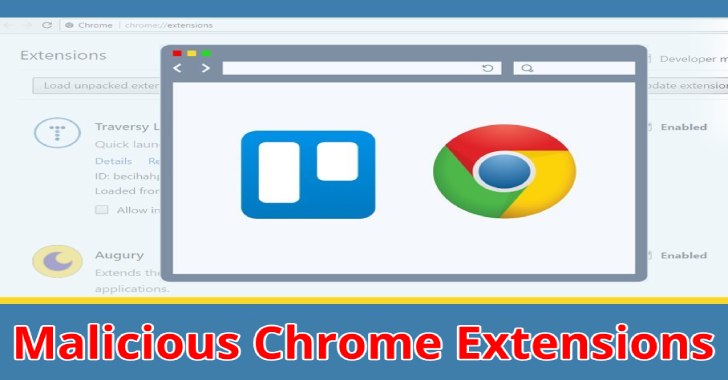 Google Removed Malicious Chrome Extensions From The Web Store