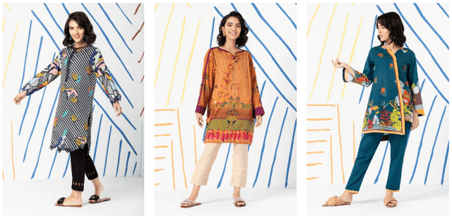 Clothing Online Stores in Pakistan