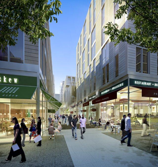 Washington Dc City Center: The Urban Real Estate Digest Of Washington DC
