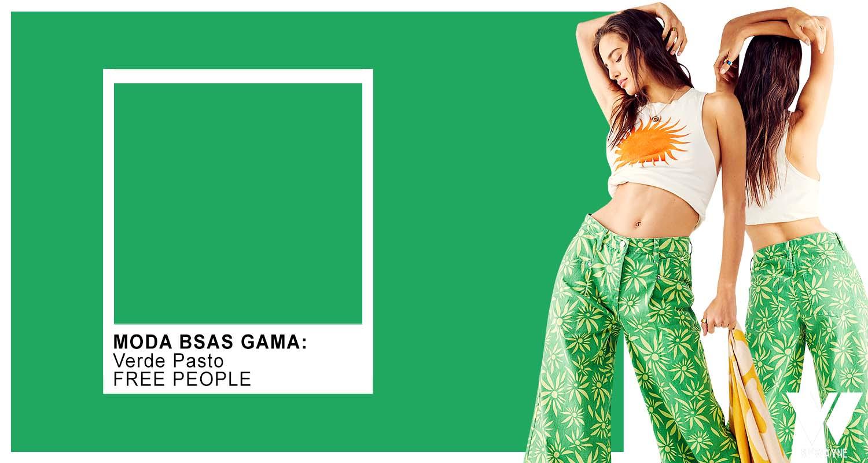 verde color de moda año 2022 moda colores verano 2022