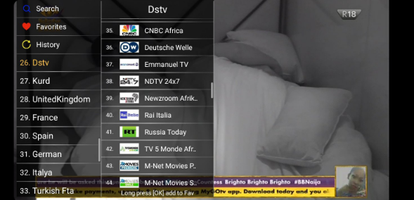How To Watch Dstv Channels On Your Smartphone For Free Without Any Account