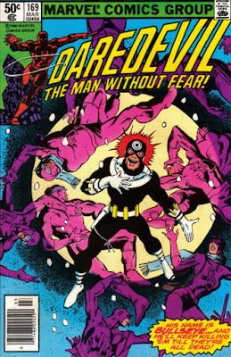 Daredevil #169, Bullseye