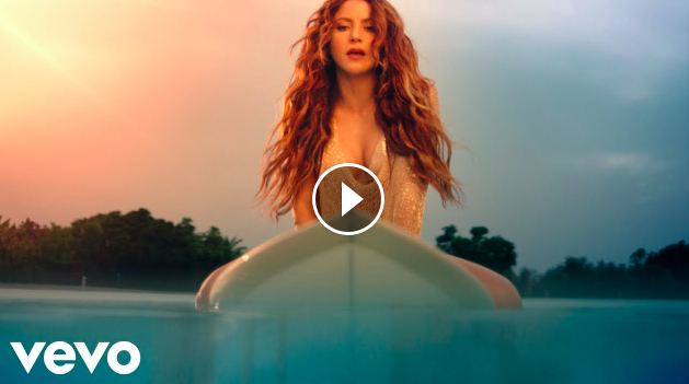 Shakira - Don t Wait Up Official Video