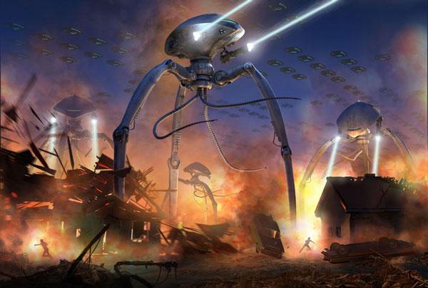 Tại sao người ngoài hành tinh không xâm chiếm trái đất? Mối quan tâm của họ là gì?