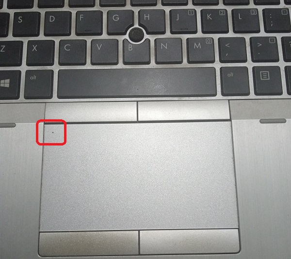 Laptop TouchPad Mouse not working