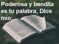 La palabra de Dios siempre prevalecerá.