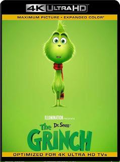 El Grinch (2018) 4K 2160p UHD [HDR] Latino [GoogleDrive]