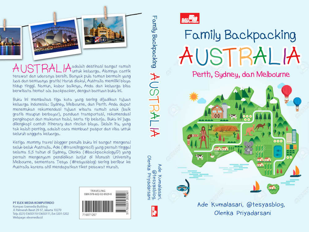 Kiddos Travel Stories New Release Family Backpacking