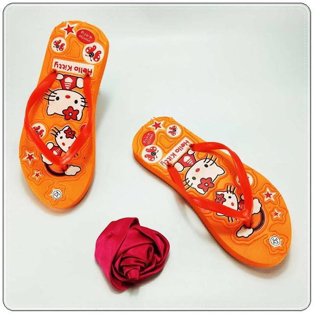 Grosirsandalmurah.net - Sandal Anak TG - Sablon Hk TG