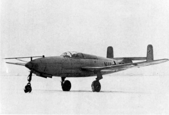 30 March 1941 worldwartwo.filminspector.com Heinkel He 280 jet fighter