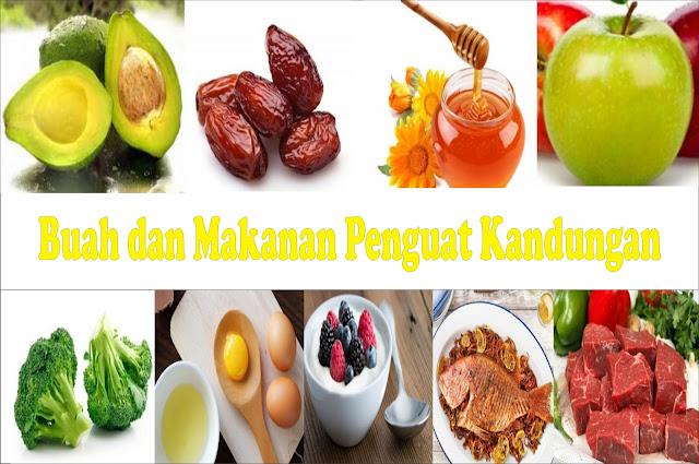 Makanan Penyubur Kandungan, Makanan Agar Cepat Hamil, Makanan Penyubur Rahim