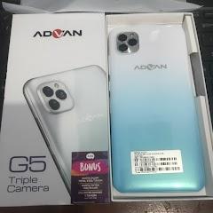 Flash Firmware Advan G5