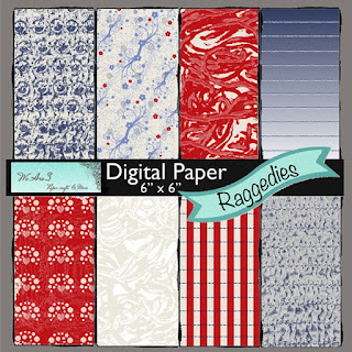 http://www.missdaisystamps.com/product/we-are-3-digital-paper-raggedies-collection/