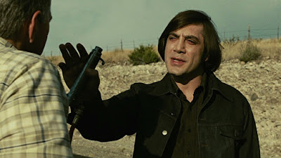 No Country for Old Men 2007 movie Javier Bardem