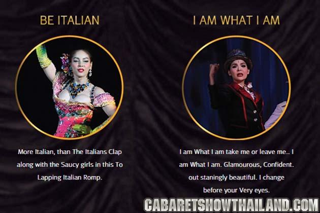 Tiffany Show Pattaya Cabaret Show Pattaya Thailand
