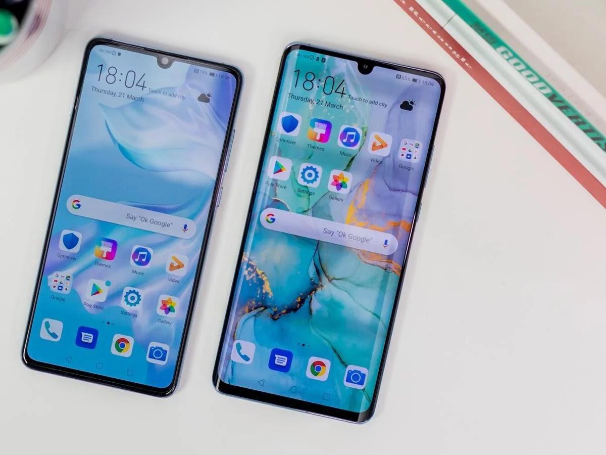 Perbedaan dan Harga Huawei P30 dan Huawei P30 Pro