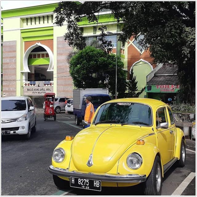 VW Beetle, Mobil Unik dari Jerman;VW Beetle Harga;
