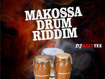 FREEBEAT: Dj Ozzytee ~ Makossa Drum Riddim Freebeat