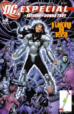DC Especial: O Retorno de Donna Troy #2