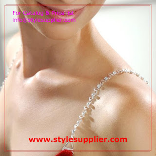 decorative bra straps