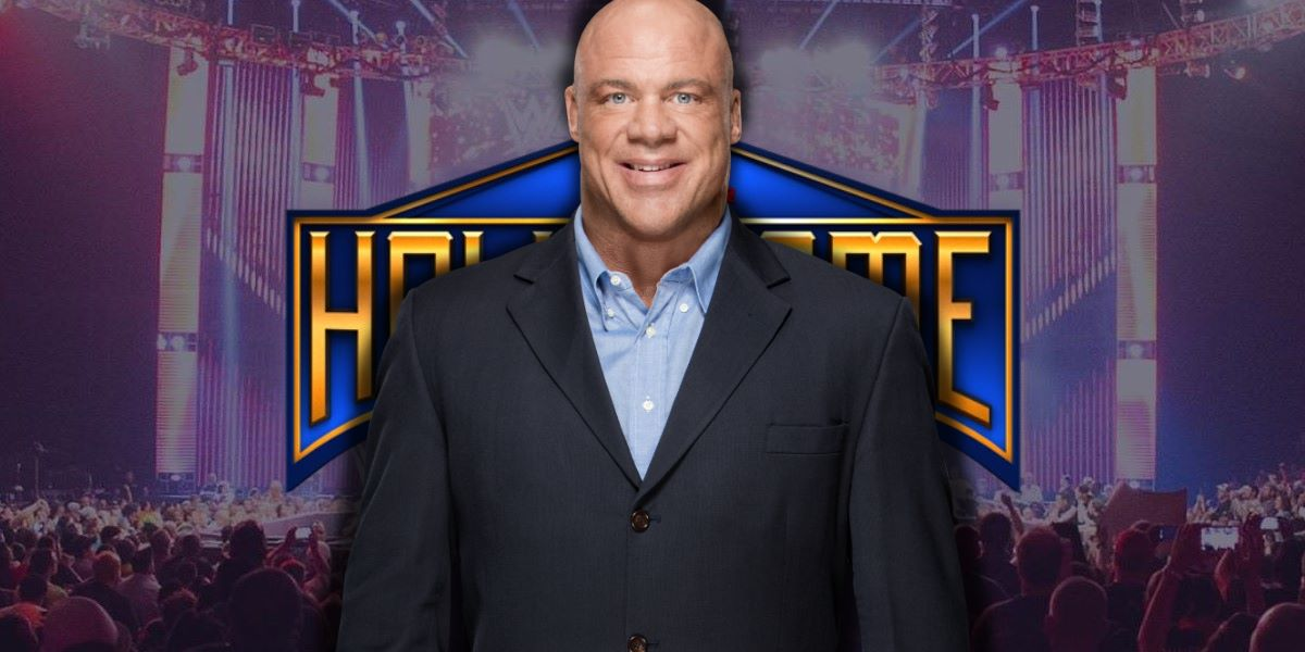 Details on Kurt Angle's WWE New Contract