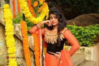 Actress Shilpa Swetha Pictures in Salwar Kameez at Neelimalai Movie Opening  0108