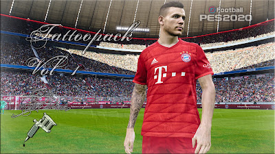 PES 2020 Tattoopack by Sho9_6