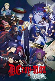 D.Gray-man Hallow Batch [Eps. 01-13] Subtitle Indonesia