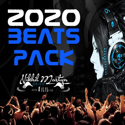 2020 Beats Pack Free Download | Dj Nikhil Martyn