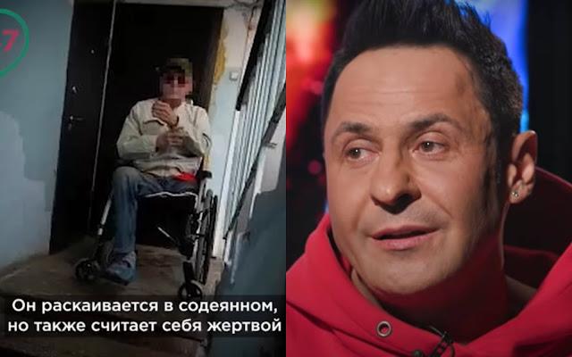 В Петербурге на связь вышел лишившийся ноги преступник, который изнасиловал Стаса Костюшкина в 8 лет