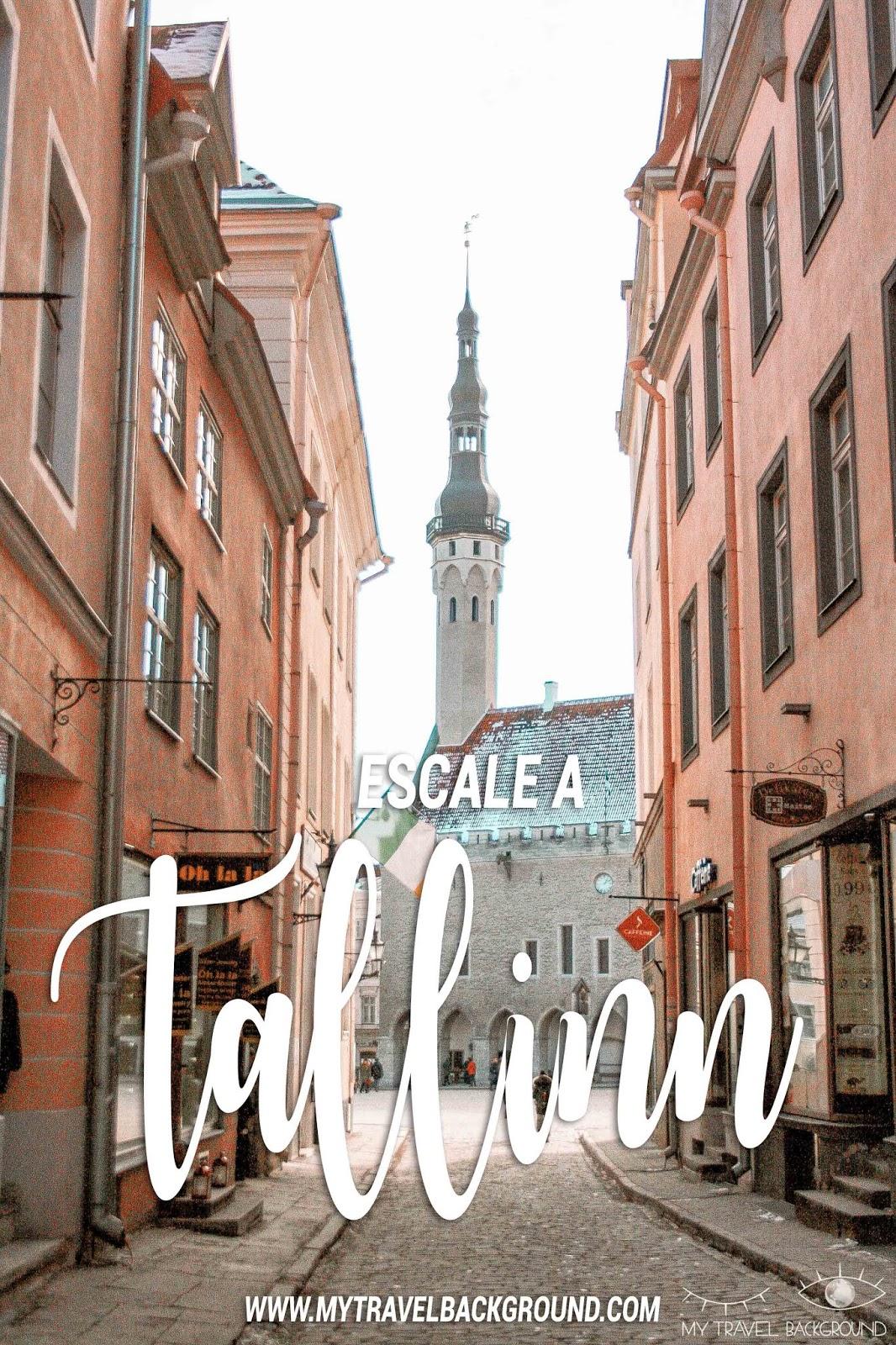 My Travel Background : Escale à Tallinn en Estonie, la perle de la Mer Baltique