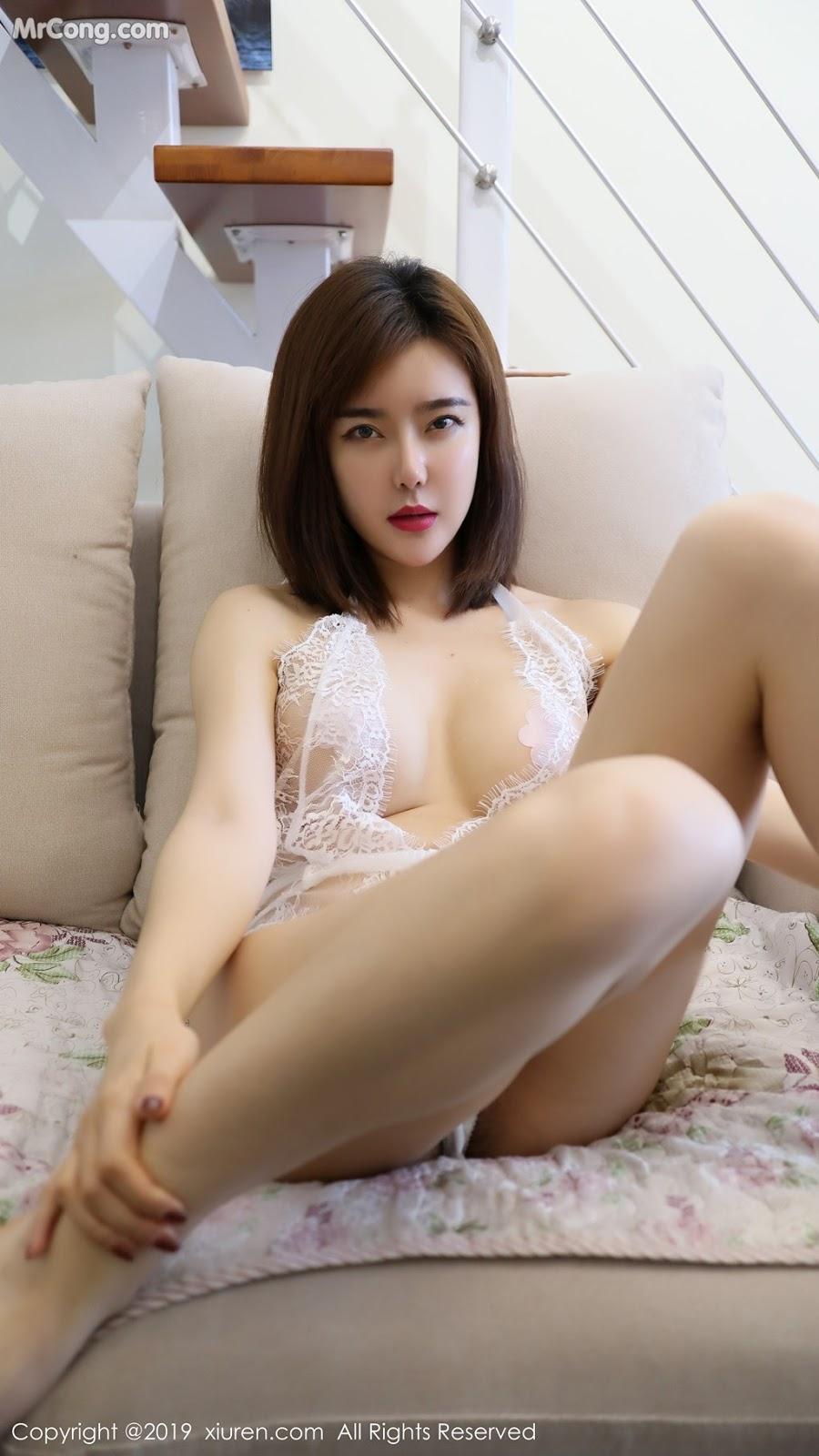 XIUREN No.1632: Yomi悠蜜 (41P)