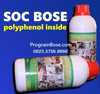Suplemen Organik BOS-e