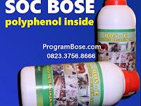 Suplemen Organik BOS-e Nutrisi Khusus Ternak