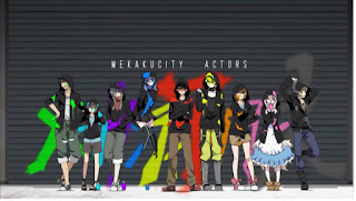 Mekakucity Actors [BD] Batch • Subtitle Indonesia