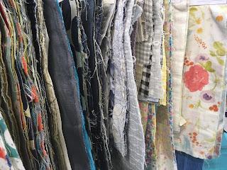 Nani Iro Textiles 2018 double gauze fabric