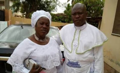 Cele Man Butchers His Wife, 2 Kids To Death, Then Cuts His Own Hands In Osun (Photos)