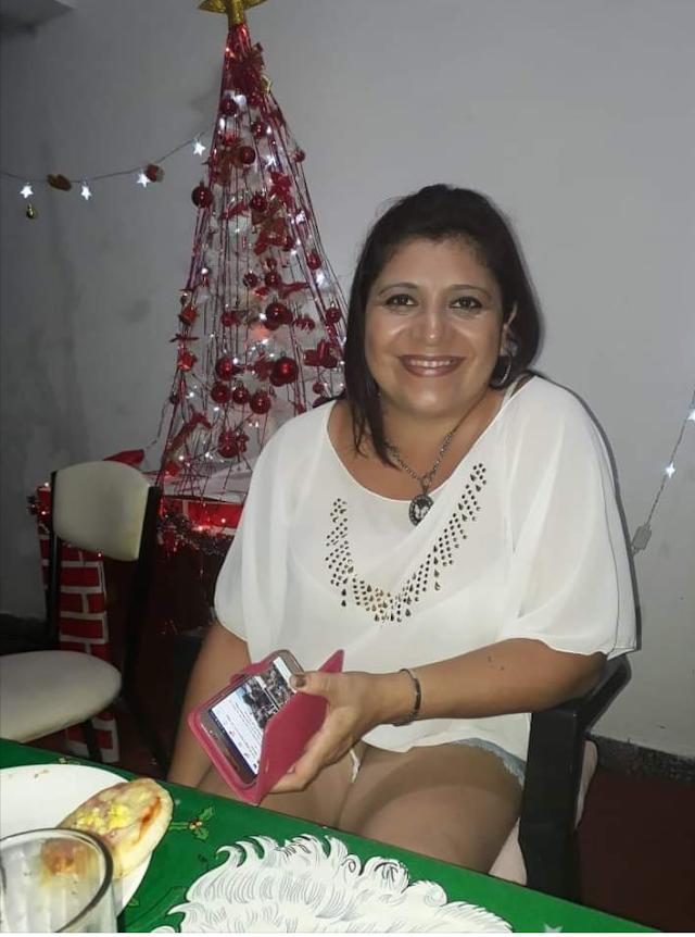 Alberdi: El dolor por la perdida de Vero Palavecino