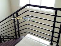 Railing Tangga dan Balkon Minimalis