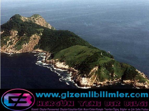 Yılan Adası, Brezilya,yasaklı bölge,tehlikeli bölge