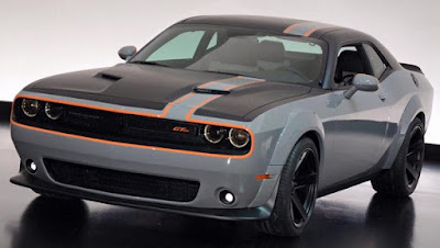 2017 Dodge Challenger GT AWD hd wallpaper