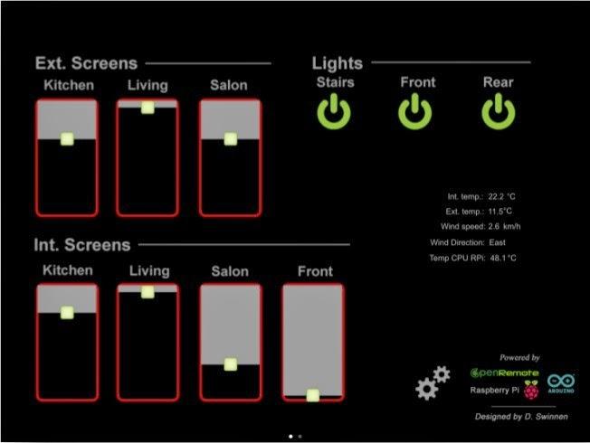 projet domo premiers pas dans la domotique mchobby le blog. Black Bedroom Furniture Sets. Home Design Ideas