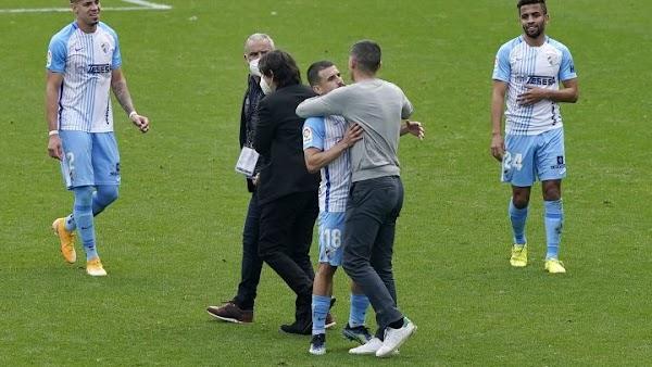 """Pellicer, sobre su bronca con Antonio Hidalgo: """"Lo que pasa en el campo se queda en el campo"""""""