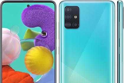 Inliah Harga dan Spesifikasi Samsung Galaxy A51