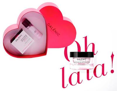 Galénic San valentín belleza regalos beauty dermocosmetica farmacia