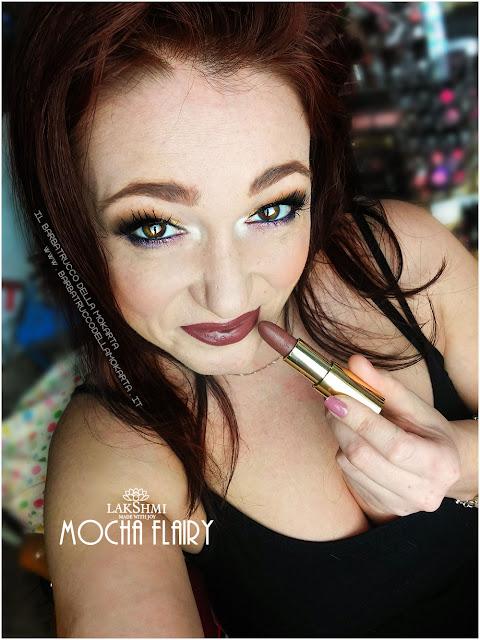 mocha flairy makeup lakshmi makeup vegan ecobio