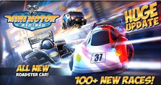 mini motor racing mod