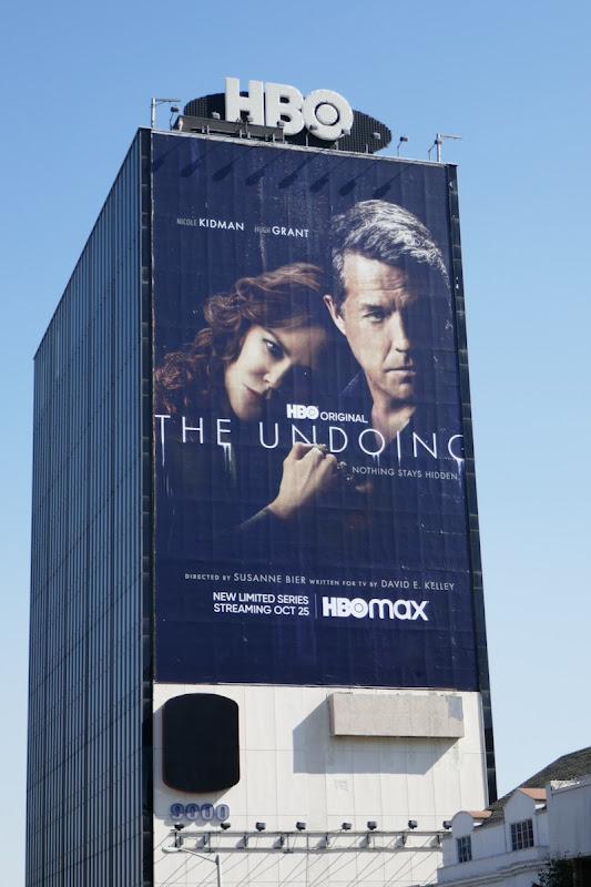 Undoing series premiere billboard